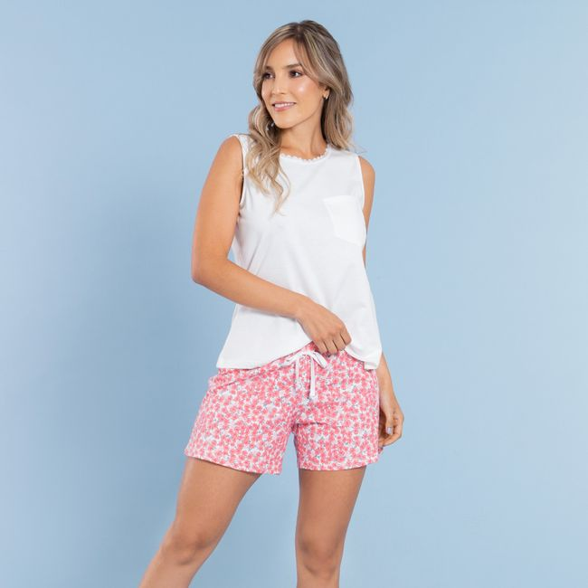 PIJAMAS-Short_2059982_Rojo_1